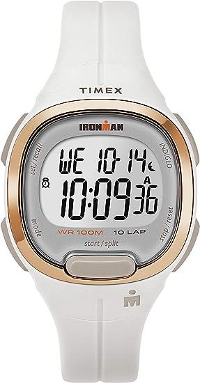 Timex Reloj Mujer de Digital con Correa en Resina TW5M19900 ...