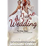 A June Wedding (The Parker Sisters Book 6)