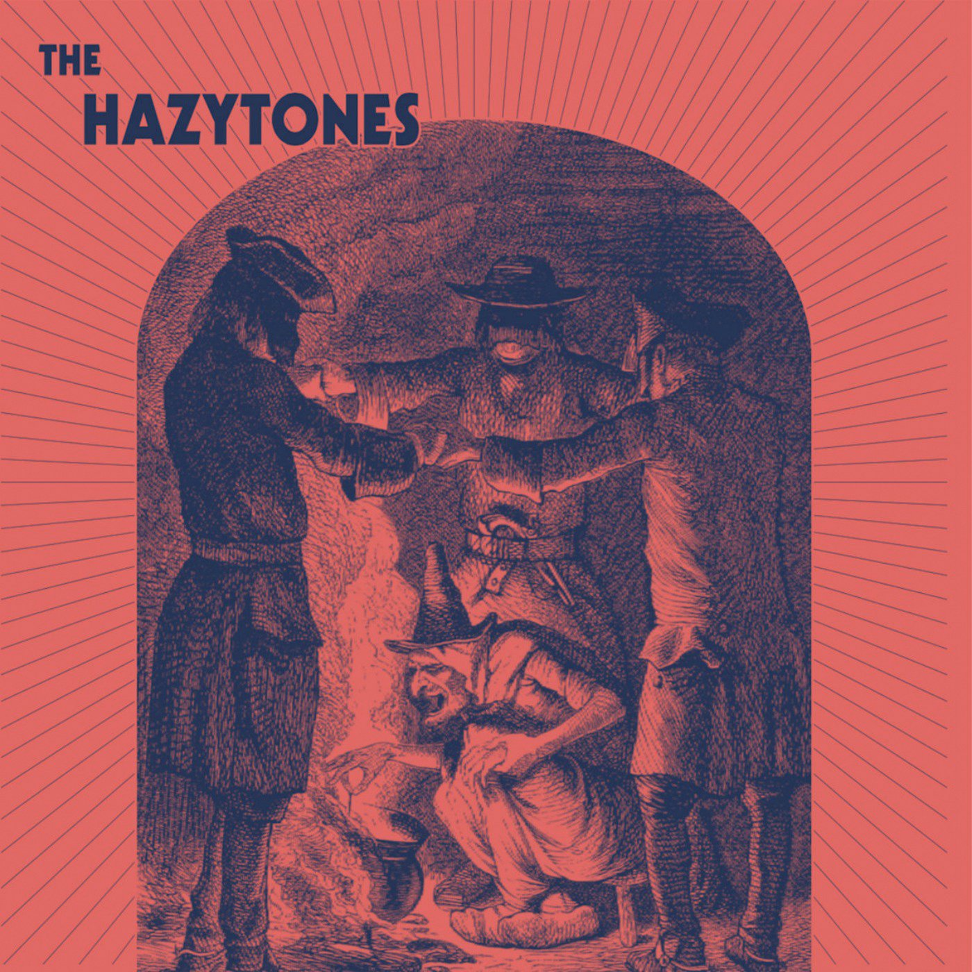 Vinilo : Hazytones - Hazytones (LP Vinyl)