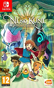Ni No Kuni: Wrath Of The White Witch Remasterizado - Nintendo Switch