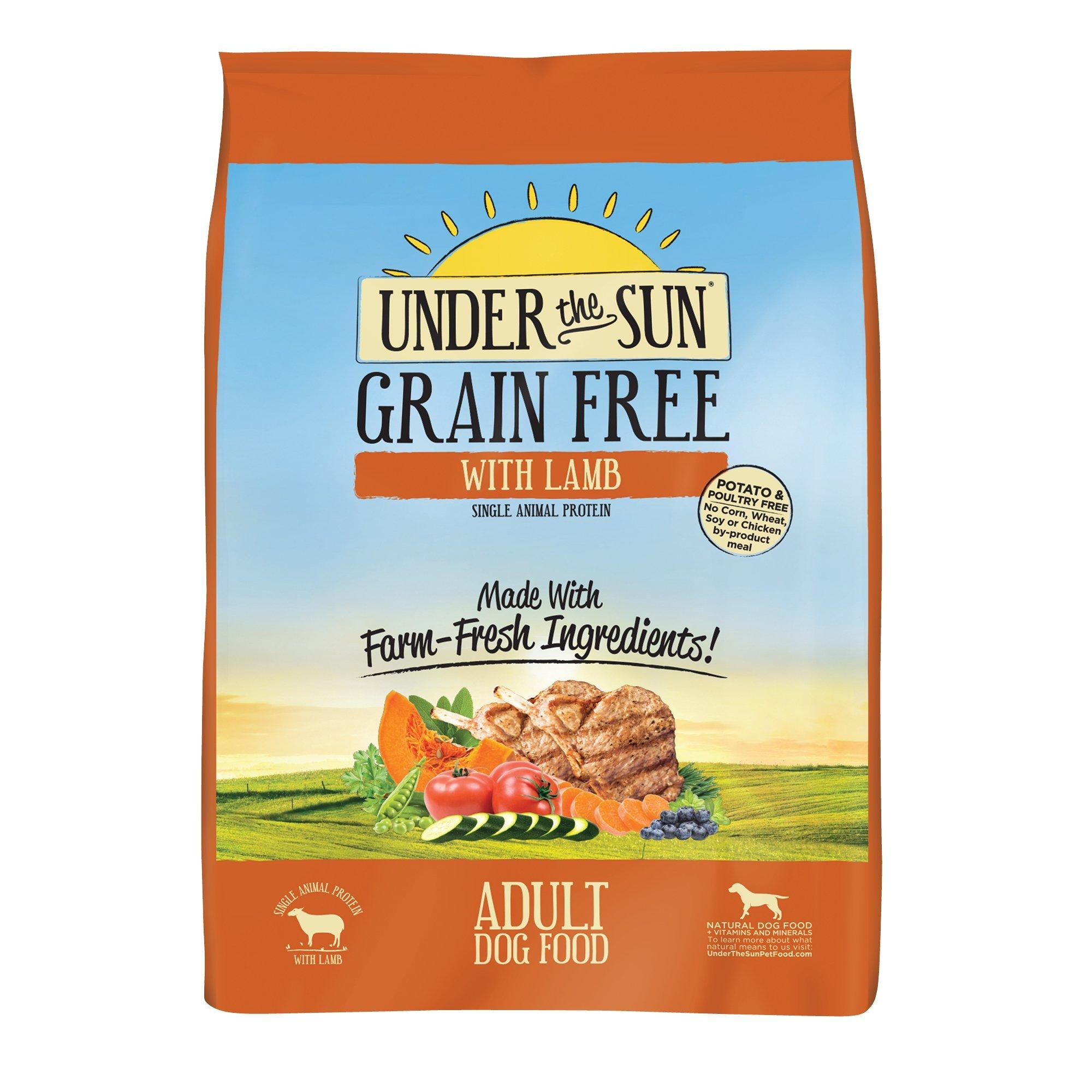 Canidae Dry Dog Food Grain Free