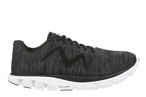 MBT Shoes Men s Speed Mix Athletic Shoe Leather mesh lace-up