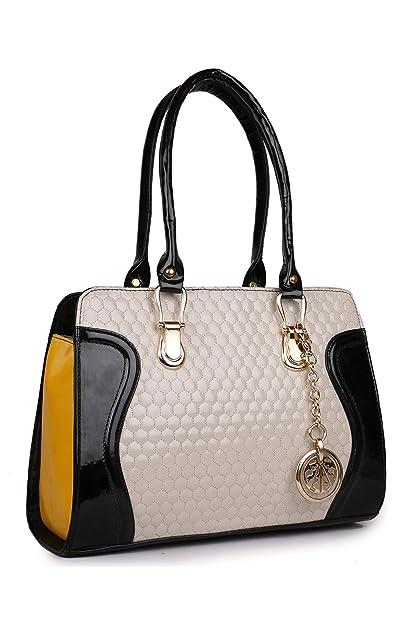 55152bab336 CLASSIC FASHION Women's Handbag (Multicolor, Cfs0153 Bol)