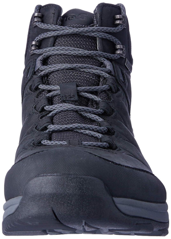 Teva Arrowood Riva Mid WP Schuhe Herren black  