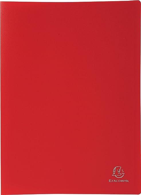 5 opinioni per Exacompta 8535E Portalistini, 24x32 cm, Rosso