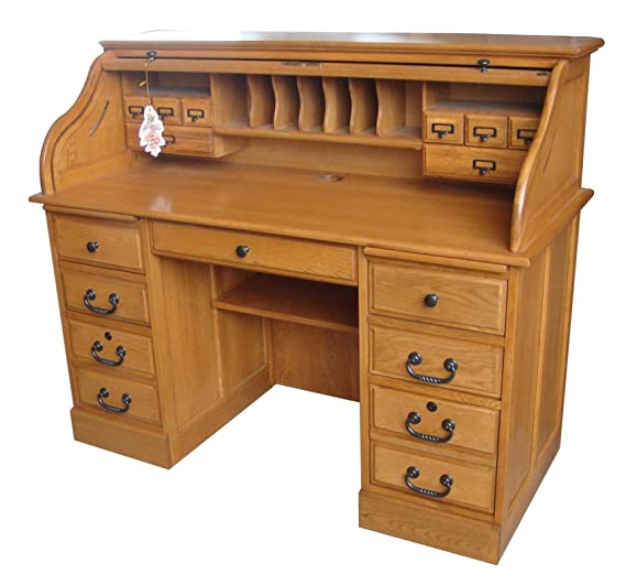 Superb Oak Desk Best For The Money Top Rated In 2019 Interior Design Ideas Clesiryabchikinfo