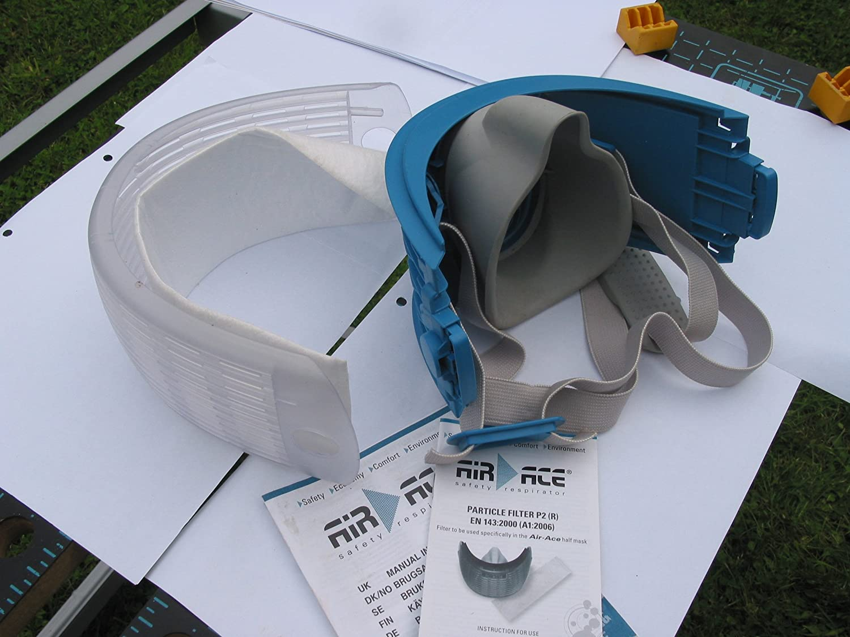 AIRACE, Atemschutzmaske mit Wechselfilter