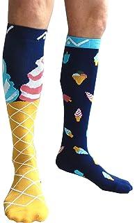 Amazon com: A-Swift Compression Socks Women & Men 20-30mmhg