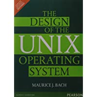 Design of the UNIX Operating System, 1/e