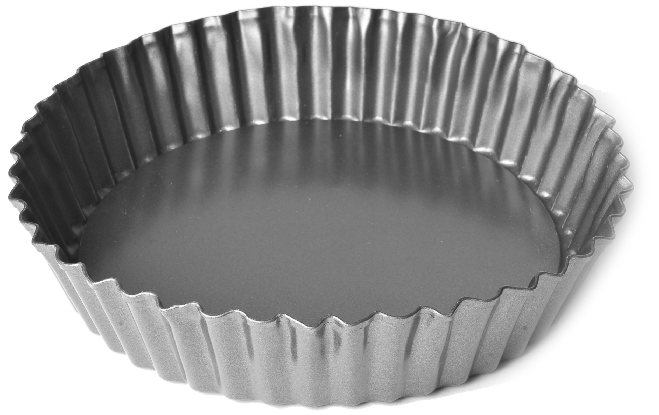 Chloe's Kitchen 203-160 10-Inch Deep Quiche Removable Bottom by MDC Housewares Inc.
