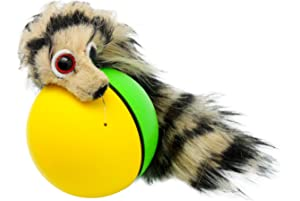 Weazel Ball Motorized Ball Pet Toy