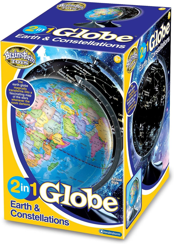 Eureka! - 2 En el Globo, la Tierra y la Constelación de la Luz con ...