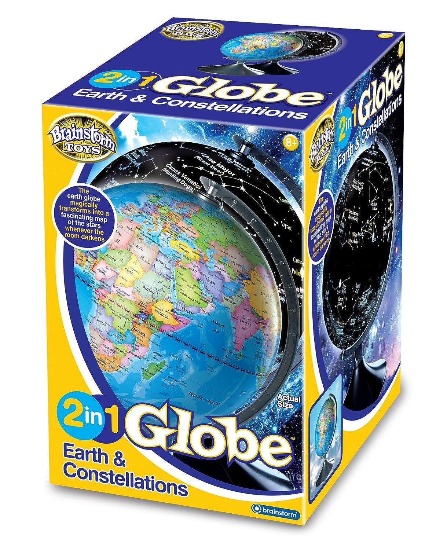 Brag Illuminated Globe Earth And Star Constellations Vivitar Wiring Diagram Toys Games