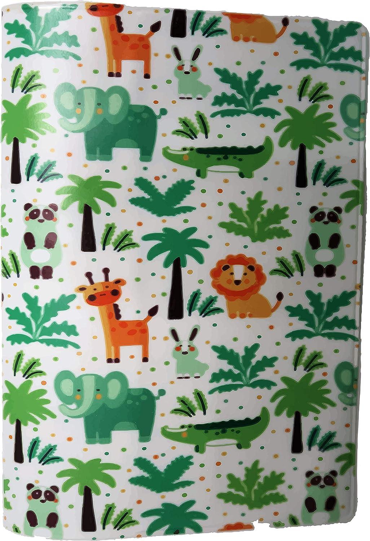 TRS Passport Cover for Kids Dinosaur