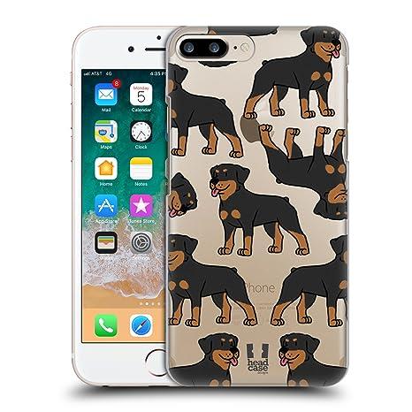 coque iphone 7 rottweiler