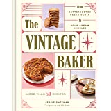 The Vintage Baker: More Than 50 Recipes from Butterscotch Pecan Curls to Sour Cream Jumbles (Mid Century Cookbook, Gift for B