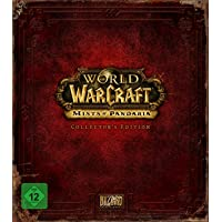 World of warcraft : Mists of Pandaria - collector's edition [import allemand]