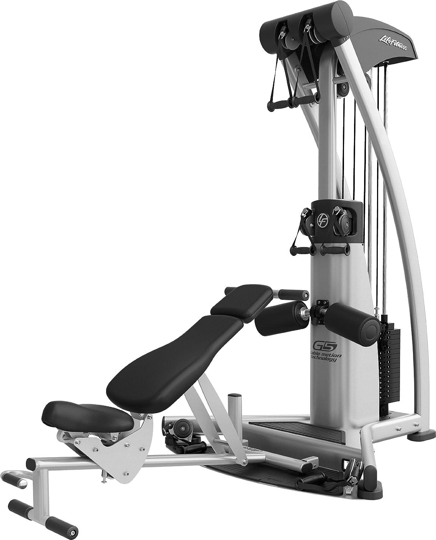 Life Fitness Kraftstation G5: Amazon.de: Sport & Freizeit