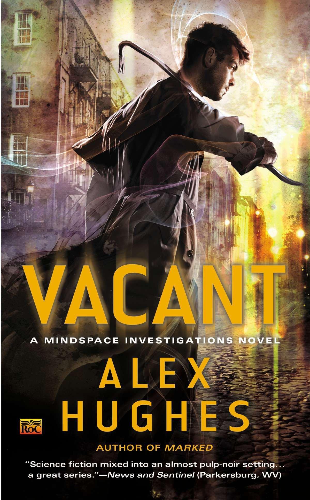 Download Vacant (Mindspace Investigations) ebook