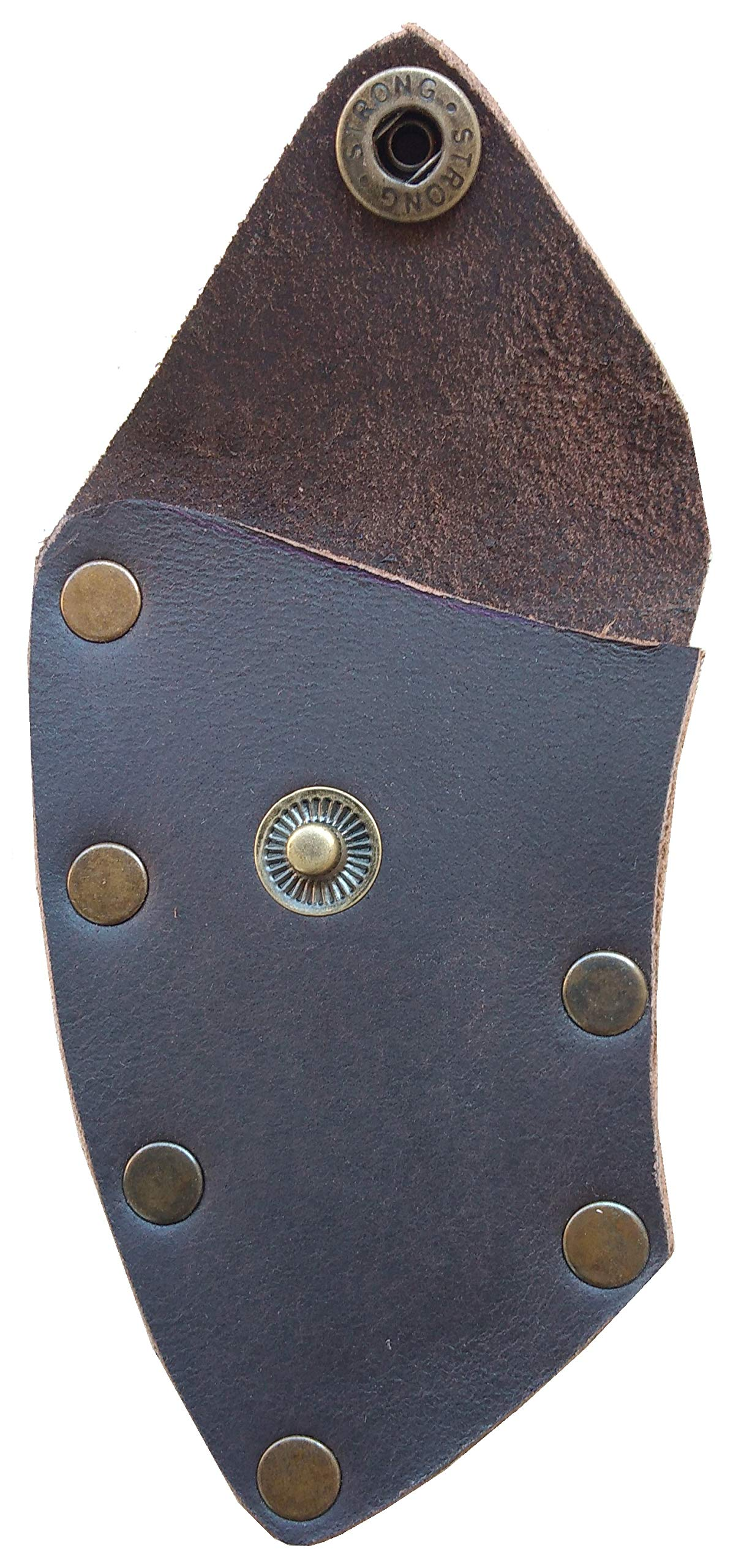 Leather sheath for the small axe by mapsyst (Image #2)