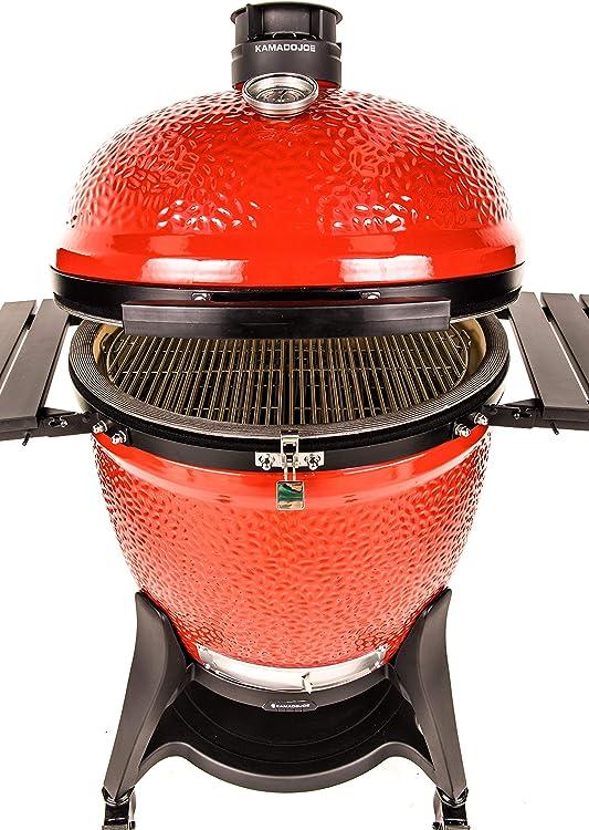 Kamado Joe BJ24RHCI-A Big Joe III Charcoal Grill