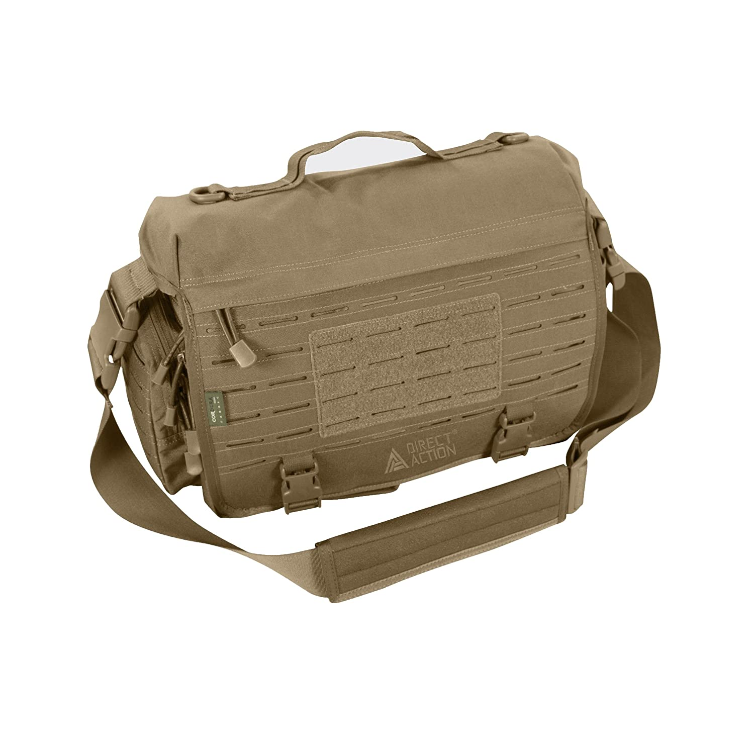 Direct Action Messenger Bag -Cordura- Coyote Braun
