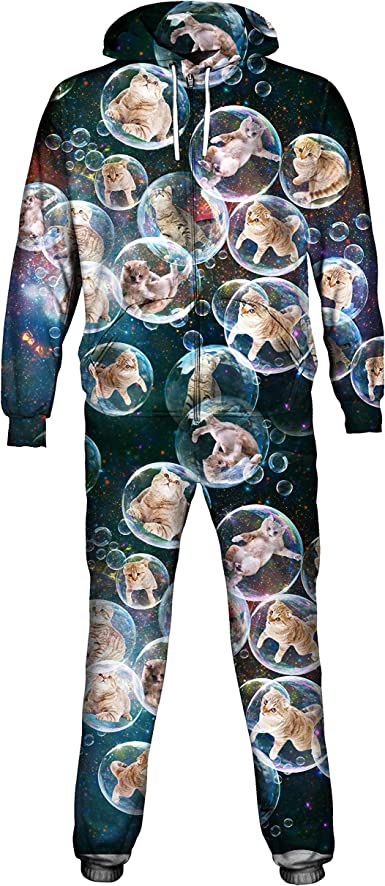 On Cue Apparel Cat Bubbles Shorts