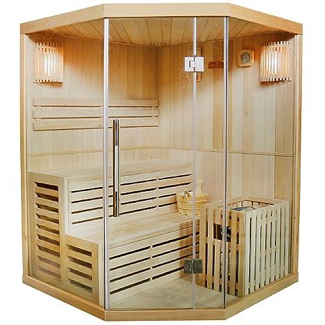Tradicional cabina de sauna/sauna finlandesa Espoo 150x 150 ...