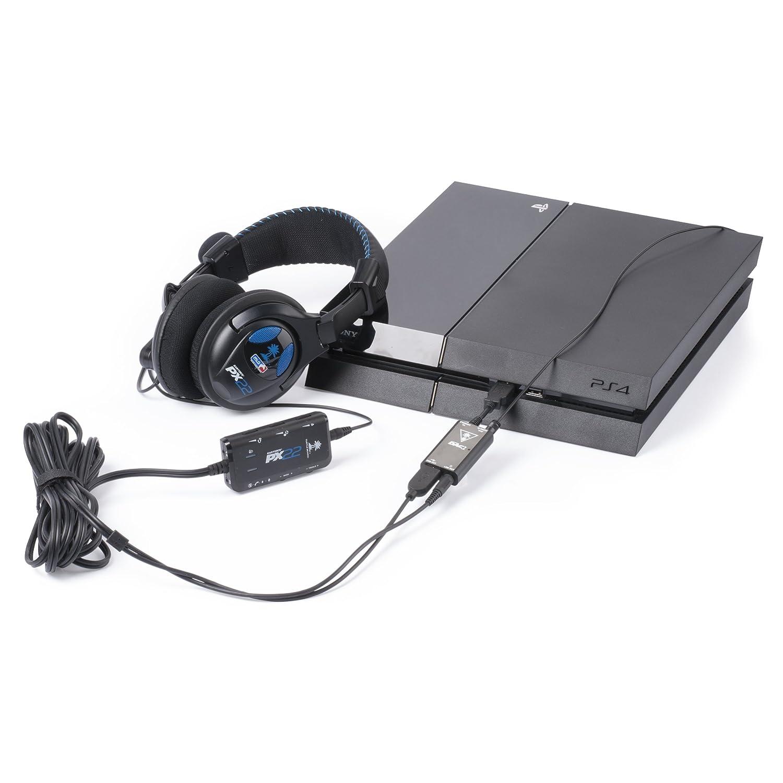 Amazon com: Turtle Beach - Ear Force PlayStation 4 Upgrade