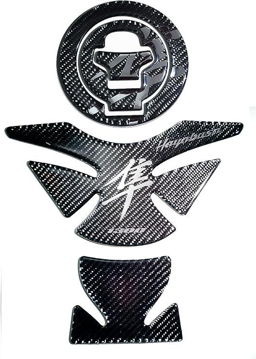 CARBON TANKDECKEL COVER für SUZUKI GSX1300R HAYABUSA 1999-2007