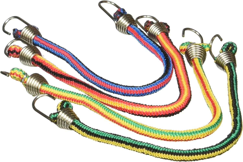 Coghlans 516 10 Mini Stretch Cord, Coghlan/'s Pack of 4