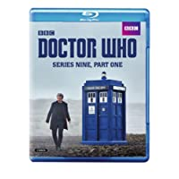 Doctor Who: Series 9 - Part 1 [Blu-ray]