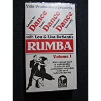 Learn to Dance Rumba Volume 1 with Lou and Lisa DeSantis