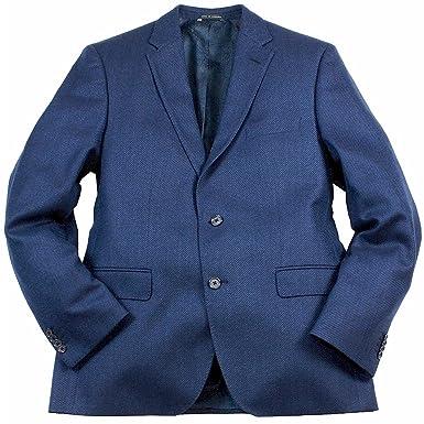 def086e66d8 Amazon.com: Hugo Boss Men's Jewels Navy Wool Sport Blazer Jacket Sz ...