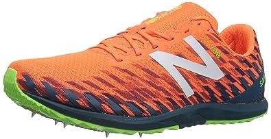New New Balance Xc700V5 Chaussures de Course à Pied Pour Hommes Sports Orange, Orange, 44