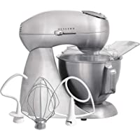 Hamilton Beach Eclectrics Sterling All-Metal 12 Speed Stand Mixer