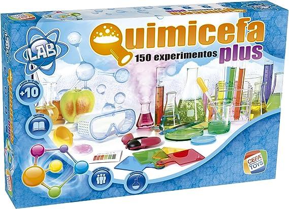 Cefa Toys Plus Quimicefa, 10+ (21629): Amazon.es: Juguetes y juegos