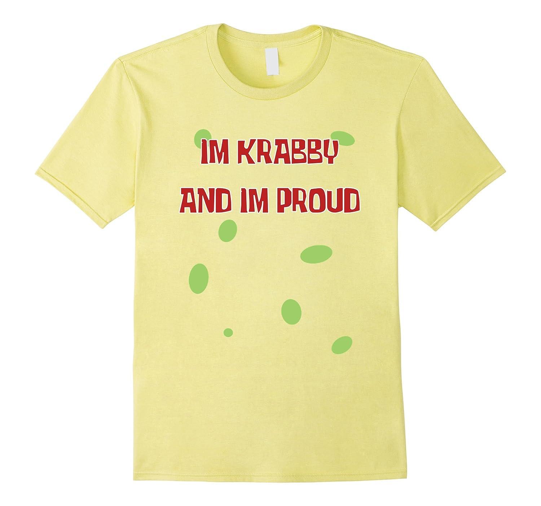Im Krabby And Im Proud Funny T-Shirt-BN