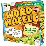 Word Waffle Game, Grade 4