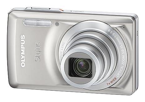 amazon com olympus stylus 7030 14 mp digital camera with 7x wide rh amazon com Olympus Stylus 5010 Olympus Stylus TG-830