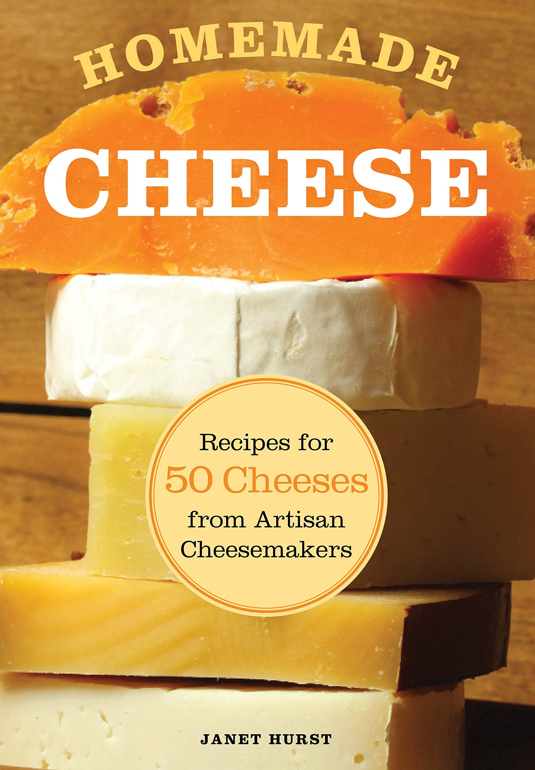 Homemade Cheese Recipes Cheeses Cheesemakers product image
