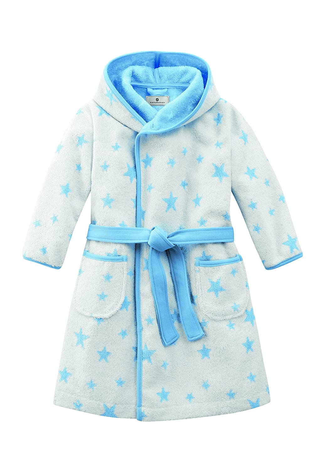 Bellybutton Kids with Belt and Stars Bathrobe