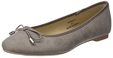 Womens Kaglet Closed Toe Ballet Flats New Look MCegV