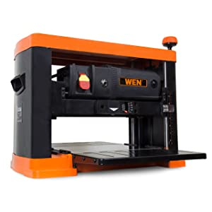 WEN 6552T 13 in. 15 Amp 3-Blade Benchtop Corded Thickness Planer