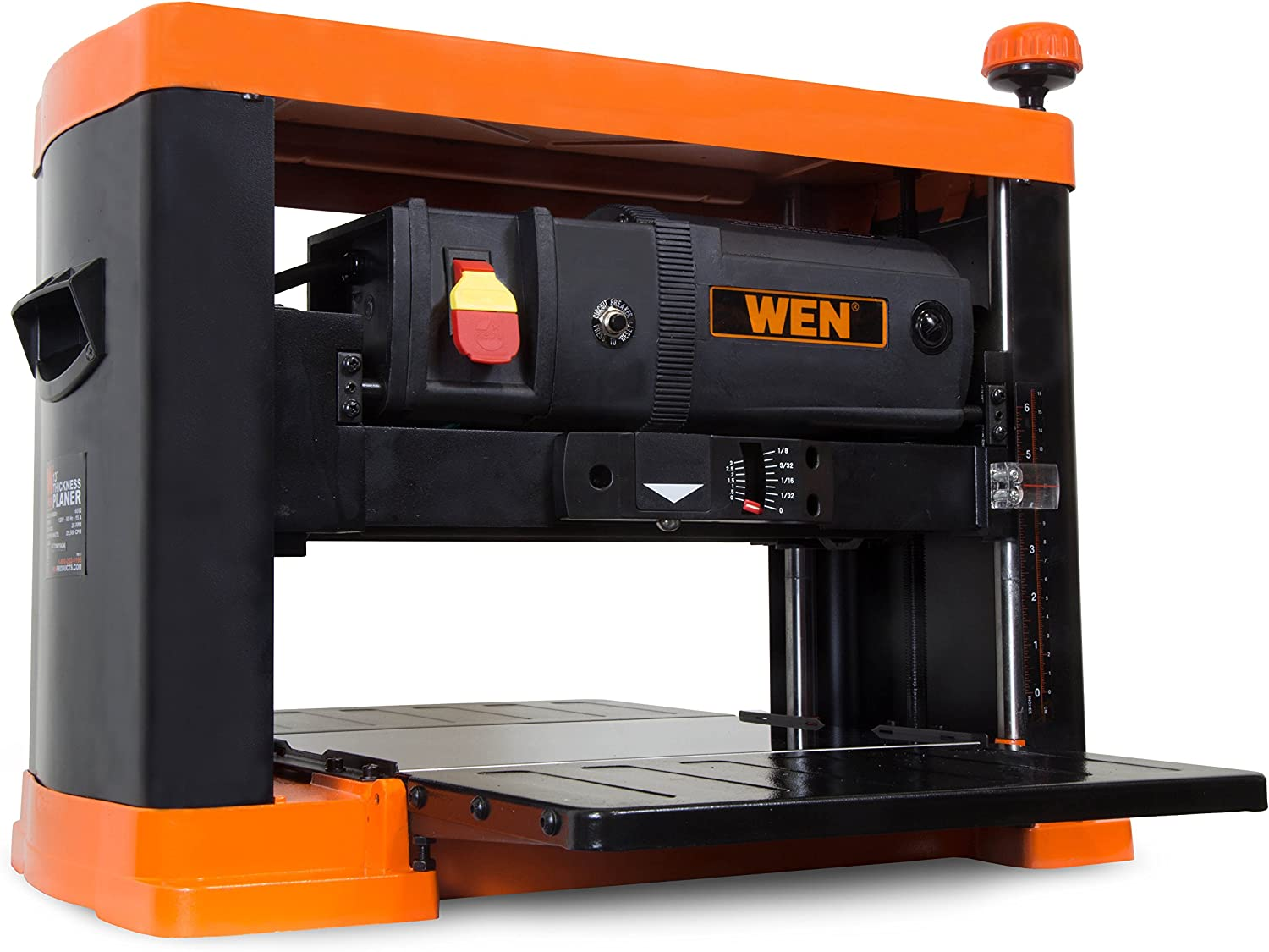 5. WEN 6552T 13-Inch 3-Blade Benchtop Thickness Planer