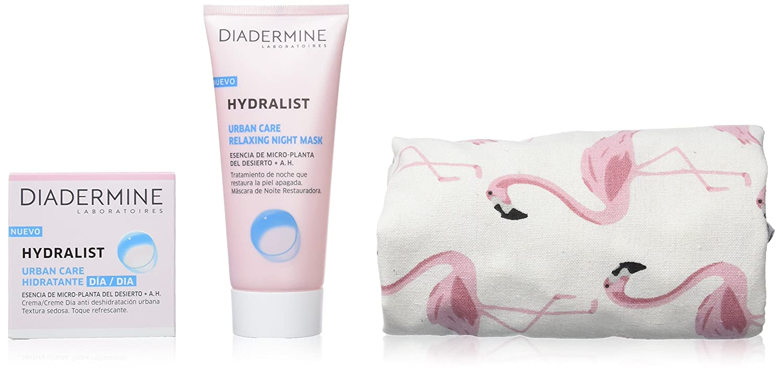 Diadermine Hydralist Crema de Día y Tratamiento Relaxing Night Mask - 1 Pack Henkel Ibérica 2336495