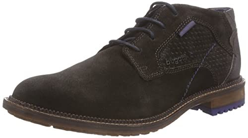 Marrón 48 Botas es Talla Hombre Bugattiu55823 Color Amazon xw4q7cp