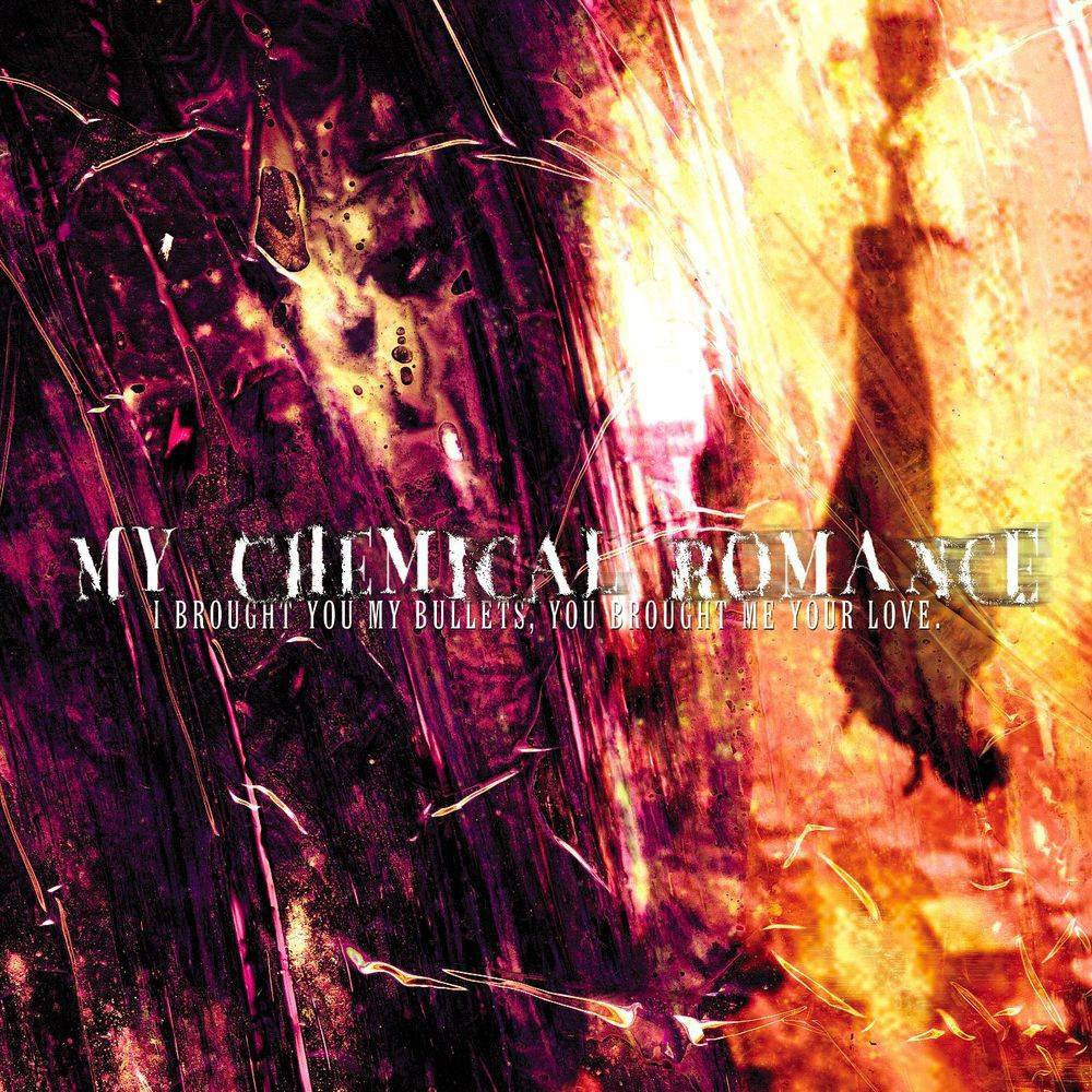 My Chemical Romance - I Brought You My Bullets, You Brought Me Your Love  (Vinyl) - Amazon.com Music