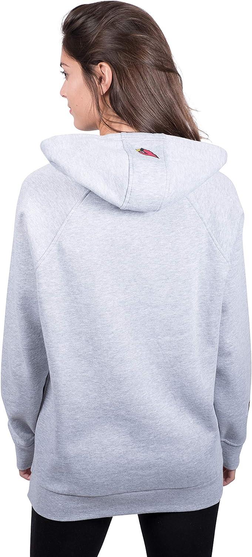 Ultra Game NFL Womens Fleece Sweatshirt
