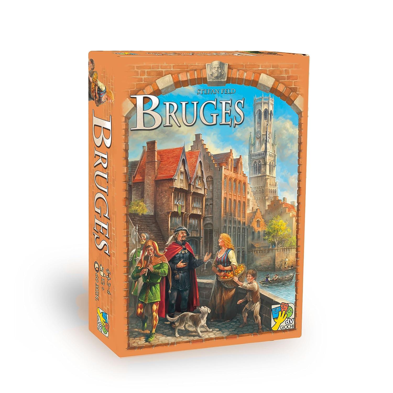 DV Juegos - Bruges Juegos de Mesa: Amazon.es: Juguetes y juegos